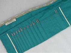 Interchangeable Needle Case Holds 3mm-10mm interchangeable