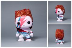 Gorgeous and creative. Pure Bowie inspiration! <3