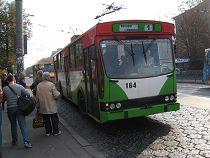 Рівненське тролейбусне управління подвоїло свої доходи / Новини / РІВНЕ / rivne.com.ua