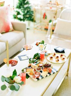 How to Throw a Holiday Soiree in a Small Place With Mintwood Home