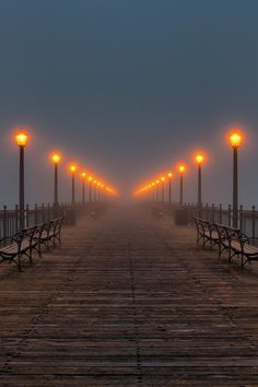 Lantern Dock, San Francisco, California photo via birdy