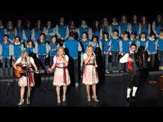 Geschwister Niederbacher und Minichor Bruneck: Für die Berge für mein Land - YouTube Mein Land, Chor, Mini, People, Videos, Youtube, Siblings, Concert, Mountains
