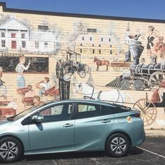 #triprius #art tour continues. Who knows where you can find this #mural #color #paintthetown #letsgoplaces #letsgosomewhere