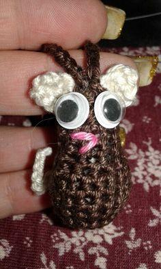 cat II Crochet Animals, Cats, Mini, Crocheted Animals, Gatos, Cat, Kitty, Kitty Cats
