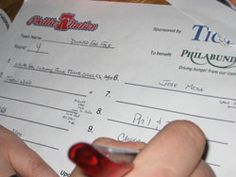 Phillies Quizzo raised enough money for Philabundance to provide 1,150 meals to families in the Delaware Valley.