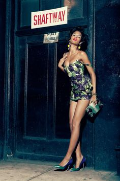 Cris Urena by Alexander Neumann in Maybe Tonight for Fashion Gone Rogue