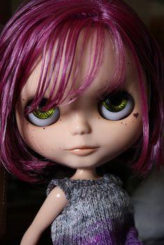 custom Blythe