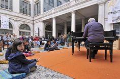 #inpiazza #festivaleconomia #Trento 2013