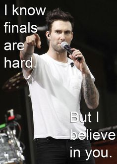 Need some inspiration for finals!