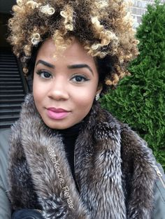 10 Spring Hair Color Inspirations | Natural Hair Rules!!!