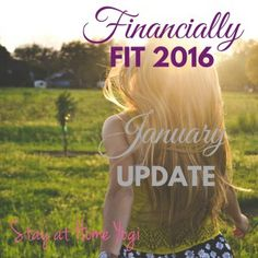 financially fit 2016 January update