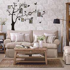 #decoración #diseño #interiores #sala #blancos #sillón #salablanca #muebles