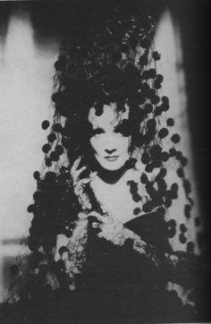 Marlene Dietrich as Concha in The Devil as  Woman (1935) #Dietrich #People