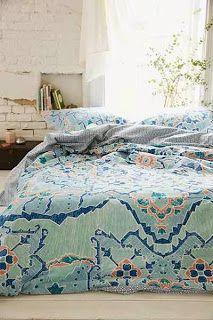 That Boho Chick: Bedding