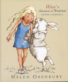 9/52 Alice in Wonderland (NL) - Helen Oxenbury