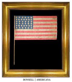 38 Star Antique Flag - BONSELL | AMERICANA