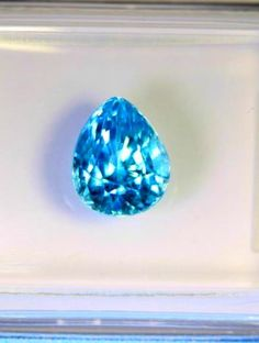 Currently at the #Catawiki auctions: Zircon - 2.27ct. - No Reserve Price -