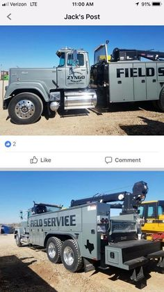 Dually Trucks, Mack Trucks, Big Rig Trucks, Diesel Trucks, Truck Mods, Shop Truck, Custom Truck Beds, Custom Trucks, Welding Trucks