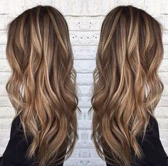 One of the best parts about having long, beautiful hair is there is plenty of room for styling! If you're in the mood for a new color or simply want to shake up