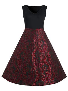 Plus Size Paisley Midi Vintage Dress Paisley, Ball Gown Dresses, Party Dresses, Dresser, Vintage Dresses Online, Vintage Silhouette, Plus Size Vintage, Sammy Dress, Stunning Dresses
