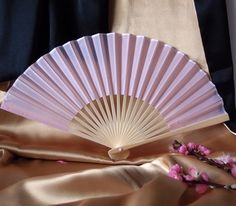 Ladies Gents, Hand Fan, Bunt, Party, Pink, Color Script, Personalized Gifts, Favors, Marriage Anniversary