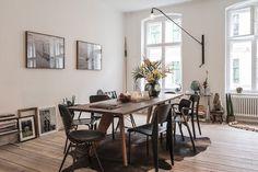 Em parceria com a Vitra, o apartamento FvF, em Berlim, é um espaço multi-facetado para amigos e expressar a criatividade através de uma visão sobre o morar urbano.