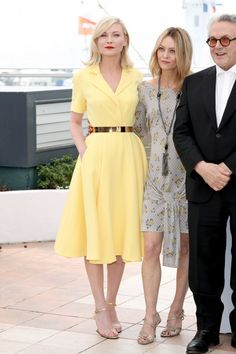 Cannes Well Played: Kirsten Dunst in Gucci and Dior Kirsten Dunst in Dior – Go Fug Yourself