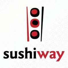 Sushi Way logo by Andy Rich