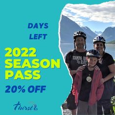 7 Days left to take advantage of our 2022 Season Pass Sale! Check out our website for more information! #SeasonPass #MissionTrip #ThirstMissions #Alaska #Appalachia #Belize #PuertoRico #Serve #Go #FamilyMissionTrip #YouthMissionTrip #Missions #makeadifference #Ministry #Grace Day Left, Belize, Ministry, Puerto Rico, Kentucky, Alaska, Seasons, Website, Check