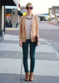Chic Office Outfit Street Styles