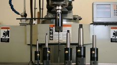 Rotating toolholders for Gundrilling on a Milling Machine