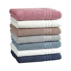 Authentic Hotel and Spa Omni Turkish Cotton Terry Bath Towel (Set of 2) by…