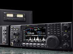 Ham Radio Transceiver By ICOM