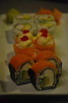Rock Sushi Thai Sushi, Japanese, Rock, Ethnic Recipes, Stone, Japanese Language, Locks, Rock Music, The Rock