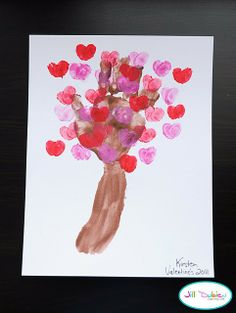 Valentine's Day Crafts for Baby, Toddler and Pre-School Child