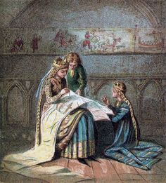 Empress Matilda was the sole surviving heir of King Henry I. Matilda ...