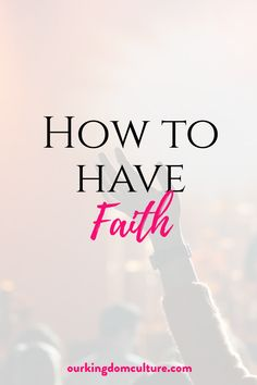 """""""You just have to have faith"""" Haven't you heard that phrase about a million times? Sounds simple enough but how can you have faith and how can you keep it to get your prayers answered. #faith, #encouragement, #christianlife Encouraging Bible Verses, Bible Encouragement, Christian Encouragement, Bible Quotes, Christian Living, Christian Faith, Uplifting Messages, Strong Faith, Have Faith"""