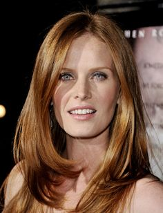 Rebecca Mader- love her hair color
