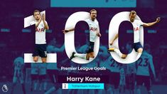 Harry Kane scored a penalty (and missed one) away to Liverpool to reach 100 premier league goals. 4/2/18