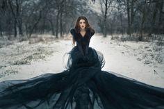 Julia Velikaya - Winter fairy tale... The evil glass in the eye of the little boy - Anderson's Snow Queen