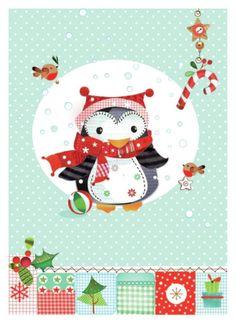 Lynn Horrabin - penguin 1st christmas.jpg