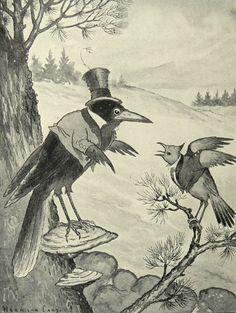 SAMMY JAY AND BLACKY CROW