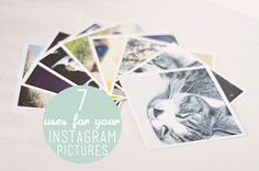 Uses For Your Instagram Pictures - Nouvelle Daily