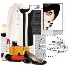 """""""It Girl"""" by merryquitecontrary2 on Polyvore"""