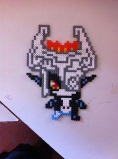 Legend Of Zelda - Midna perler bead sprite by Lan-sen