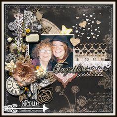 Together - Scrapbook.com                                                                                                                                                                                 More