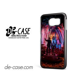 Disney World Castle Fireworks DEAL-3454 Samsung Phonecase Cover For Samsung Galaxy S6 / S6 Edge / S6 Edge Plus