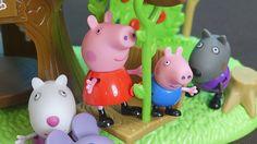 Peppa Pig español. Peppa, George y sus amigos van a visitar YooHoo. Geor...