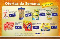 Encartes de Supermercados: Encarte Ramos - válido até 24/08