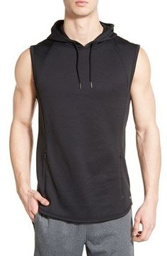 f314f77b6 Sleeveless Hoodie Men, Gym Shirts, Raglan Shirts, Outfits Hombre, Sport  Outfits,